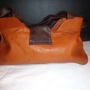 Naty Bags - Naty Leather Handbag Purse Made in Italy